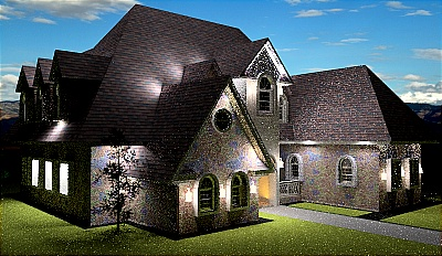 Charming How To Use House Architecture In Designing Your Dream House Plans