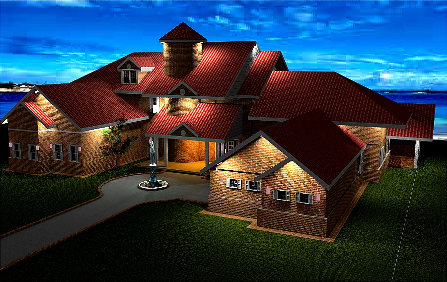 Brick house Dream house