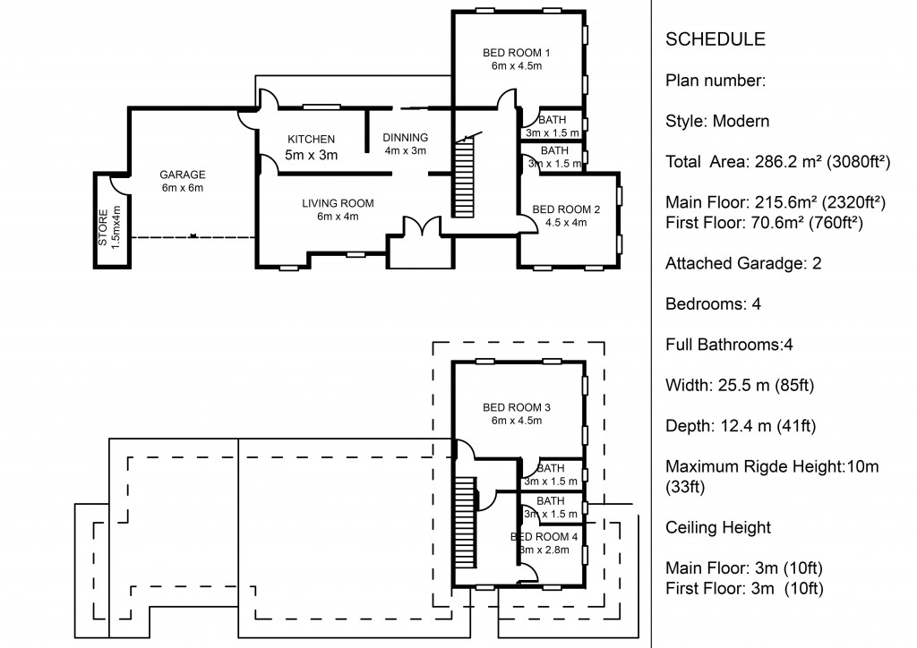 Modern net zero house plans for Net zero energy home plans