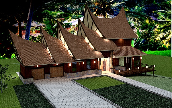 Malay House Plan