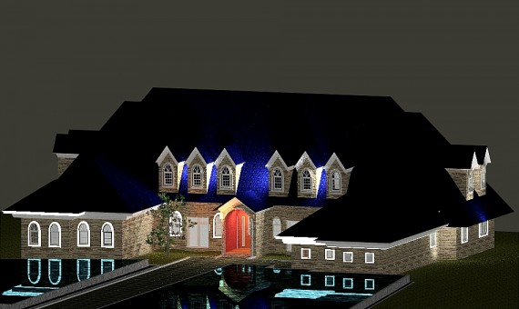 french house lighting. Liberty French House Plans Lighting