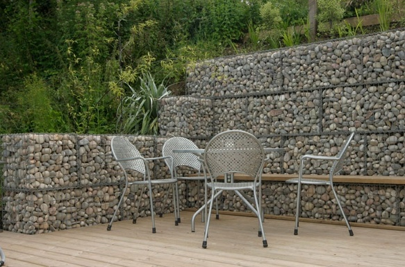 structural walls Gabion retaining wall