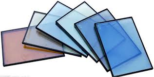 samples of tinted glass