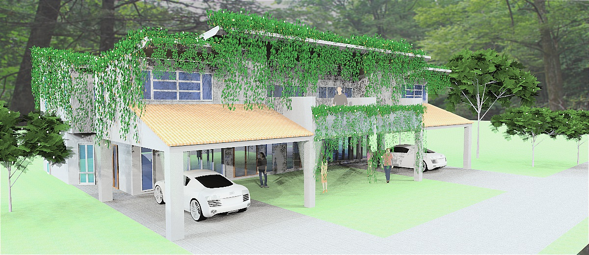 smart landscaping saves energy,Zero Energy Homes