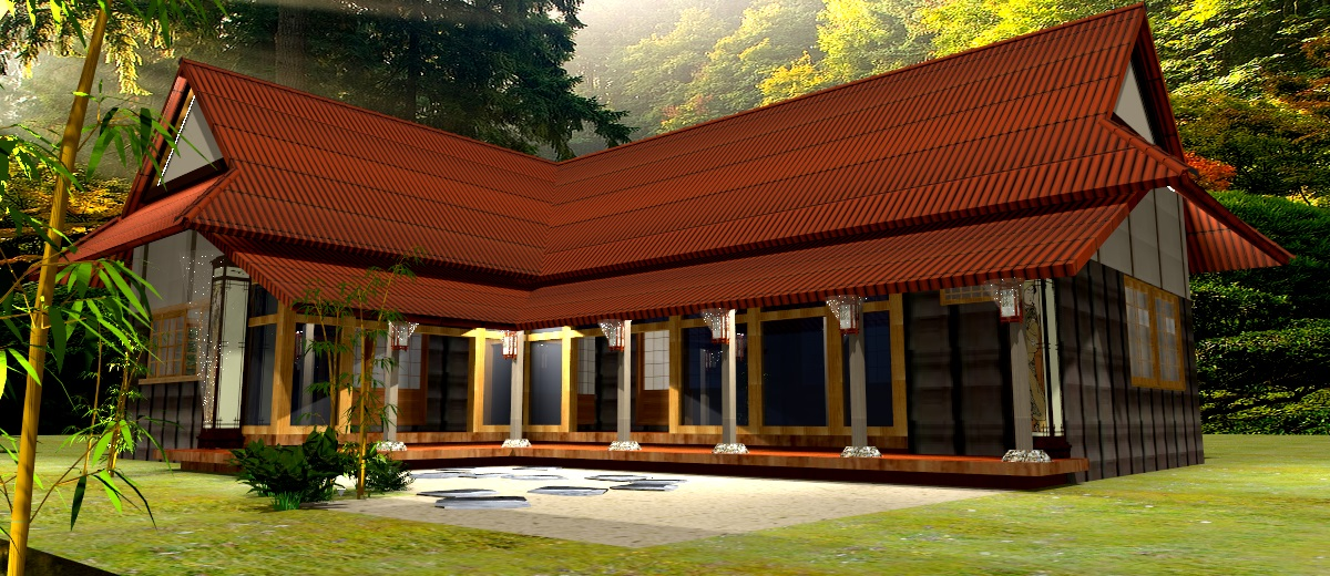 Japanese house plans traditional 28 images traditional for Asian style house plans