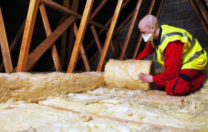Roof insulation ,Zero Energy Homes